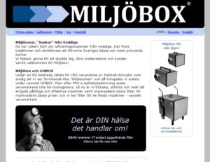 miljobox